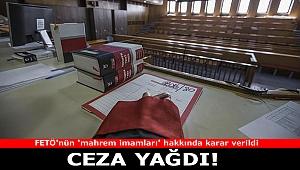 FETÖ'nün 'mahrem imamları' davasında karar
