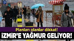 İzmir'de hafta sonu hava durumu raporu