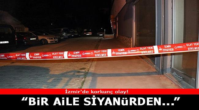 İzmir'de korkunç olay! Siyanürden 2 kişi öldü