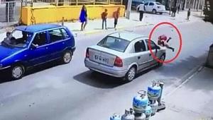 İzmir'de küçük Hazal ölümden döndü