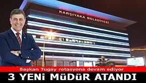 Karşıyaka'da Cemil Tugay rotasyona devam ediyor