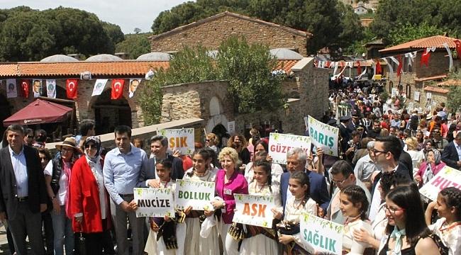 ÖTO'dan Ödemiş'te kültür şenliği atağı
