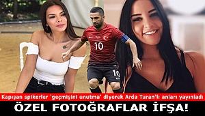 Spiker Selen Yakıcı ile Nazlı Öztürk kapıştı Arda Turan'la özel fotoğrafları ifşa etti