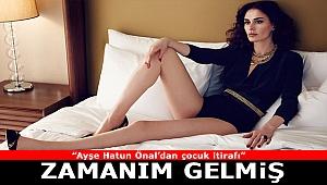 Antalya'da sahne aldı Ayşe Hatun Önal konser sırasında bir itirafta bulundu!