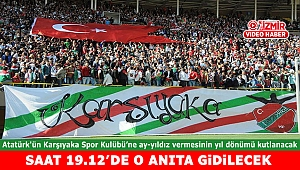 Atatürk'ün KSK'ye ay-yıldız vermesinin yıl dönümü...