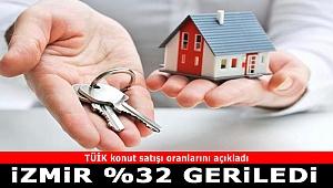 İzmir'de o rakam yüzde 32 geriledi