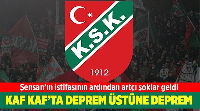 Karşıyaka'da artçı şok