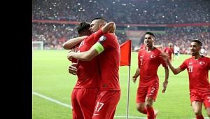 Türkiye - Fransa maç sonucu: 2-0