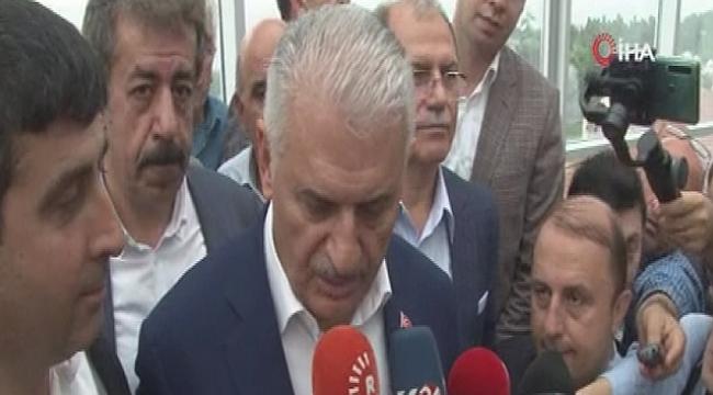 'Türklerin de Kürtlerin de tek sorunu PKK terör örgütüdür'
