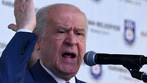 Devlet Bahçeli Saray'ı savundu: Macera değil, mecburiyettir