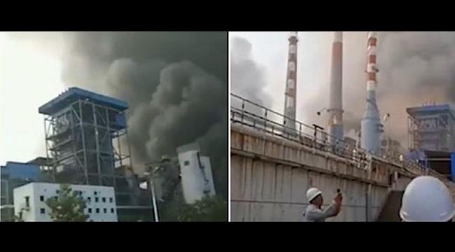 Gaz patlaması: 10 ölü, 19 yaralı