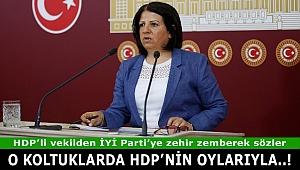 HDP'li Kurtulan'dan İyi Parti'ye: CHP ile yaptığınız ittifakta HDP'nin oylarının etkisi var