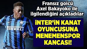 Inter'in kanat oyuncusuna Menemenspor kancası!