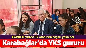 Karabağlar'ın YKS başarısı