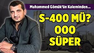 Muhammed Gömük'ün Yazdı...