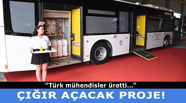 Türk mühendisler, mobil ambulans ve hastane otobüsü üretti