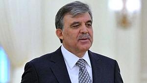 Abdullah Gül'den kayyum açıklaması