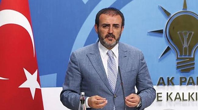 AK Partili Ünal'dan Gül'e ve Davutoğlu'na tepki
