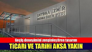 Büyükşehir'den İzmir'in turizm aksı için önemli hamle