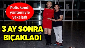 Cani aşık İzmir'de yakayı ele verdi
