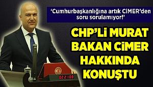 CHP'li Murat Bakan: