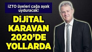 Dijital Karavan 2020'de yollarda