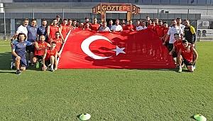 Göztepe, Denizlispor maçının hazırlıklarını tamamladı