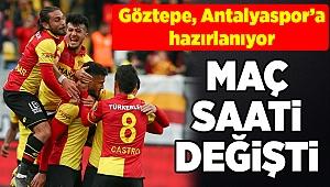 Göztepe yeni sezonun ilk maçına çıkıyor...
