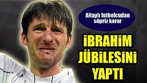 İbrahim Akın futbolu bıraktı