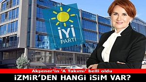 İYİ Parti'de Akşener'in 'A Takımı' belli oldu: İşte Çıray'ın yeni görevi!