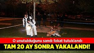İzmir'de cinayet şüphelisi 20 ay sonra yakayı ele verdi