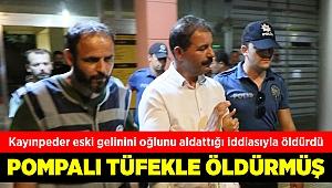 İzmir Dikili'de cinayet! Kayınpeder eski gelinini oğlunu aldattığı iddiasıyla öldürdü