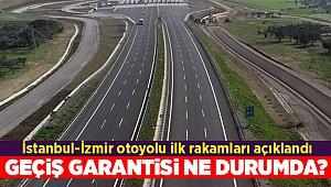 İzmir otoyolu günlük geçiş garantisini ne durumda?