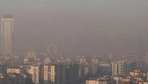 Kara rapor: 56 il kirli hava soluyor
