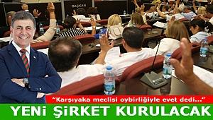 Karşıyaka Meclisi Oybirliğiyle Evet Dedi: