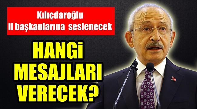 Kılıçdaroğlu, başkanlara 'baskı yapmayın' diyecek