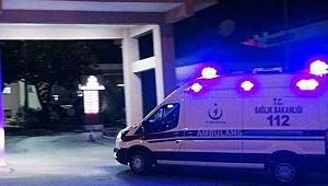 Suriye sınırında araç devrildi: 8 yaralı