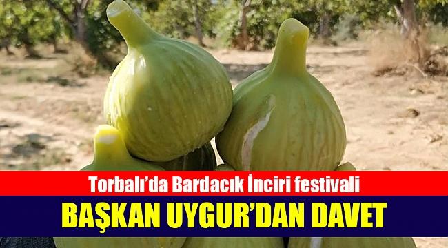 Torbalı'da Bardacık İnciri festivali