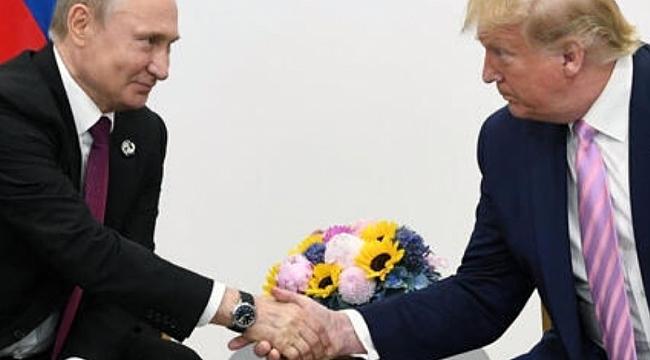 Trump'tan Putin'e Sibirya'daki yangın için yardım teklifi