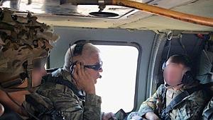 Türkiye ile ABD'den ilk ortak helikopter uçuşu