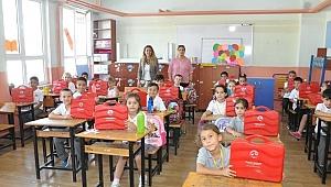 Eğitim Seti Menderes Belediyesi'nden