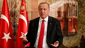 Erdoğan'dan ABD ziyareti öncesi sert açıklamalar