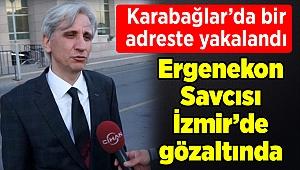 Ergenekon Savcısı Gültekin Avcı, yeniden gözaltında