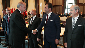 İmamoğlu'ndan Cumhurbaşkanı'yla toplantı açıklaması