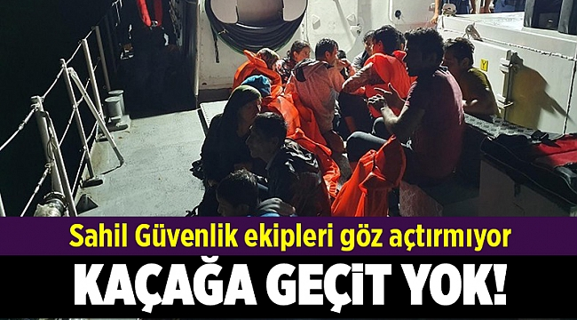 İzmir'de 251 kaçak yakalandı, bir organizatör gözaltına alındı