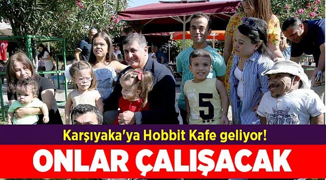 Karşıyaka'ya Hobbit Kafe geliyor!