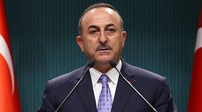 Bakan Çavuşoğlu: Durdurma değil ara vereceğiz