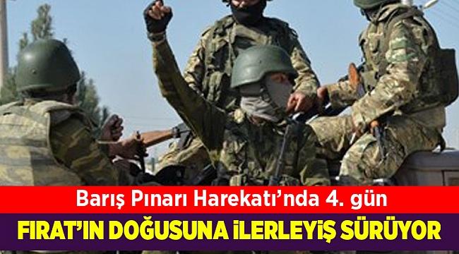 Barış Pınarı Harekatı'nda etkisiz hale getirilen terörist sayısı 415 oldu