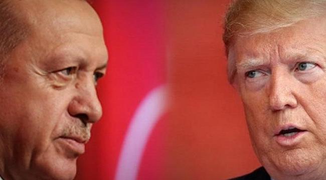 Erdoğan'dan Trump'a sosyal medyadan cevap