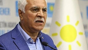 İYİ Parti'li Aydın'dan 'yeni ittifak' açıklaması